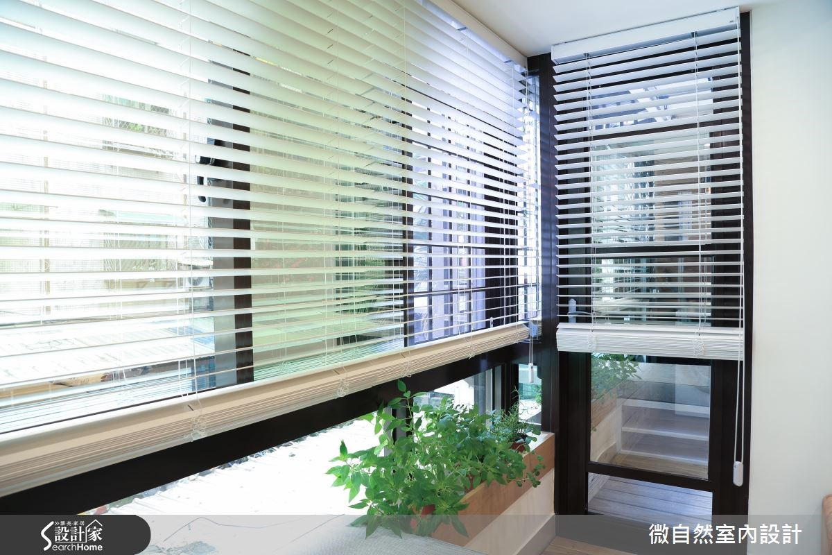 20坪老屋(16~30年)_現代風案例圖片_微自然室內裝修設計有限公司_微自然_06之2