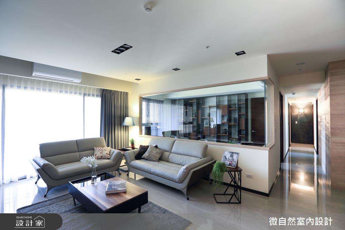 51坪新成屋(5年以下)_現代風案例圖片_微自然室內裝修設計有限公司_微自然_07之3