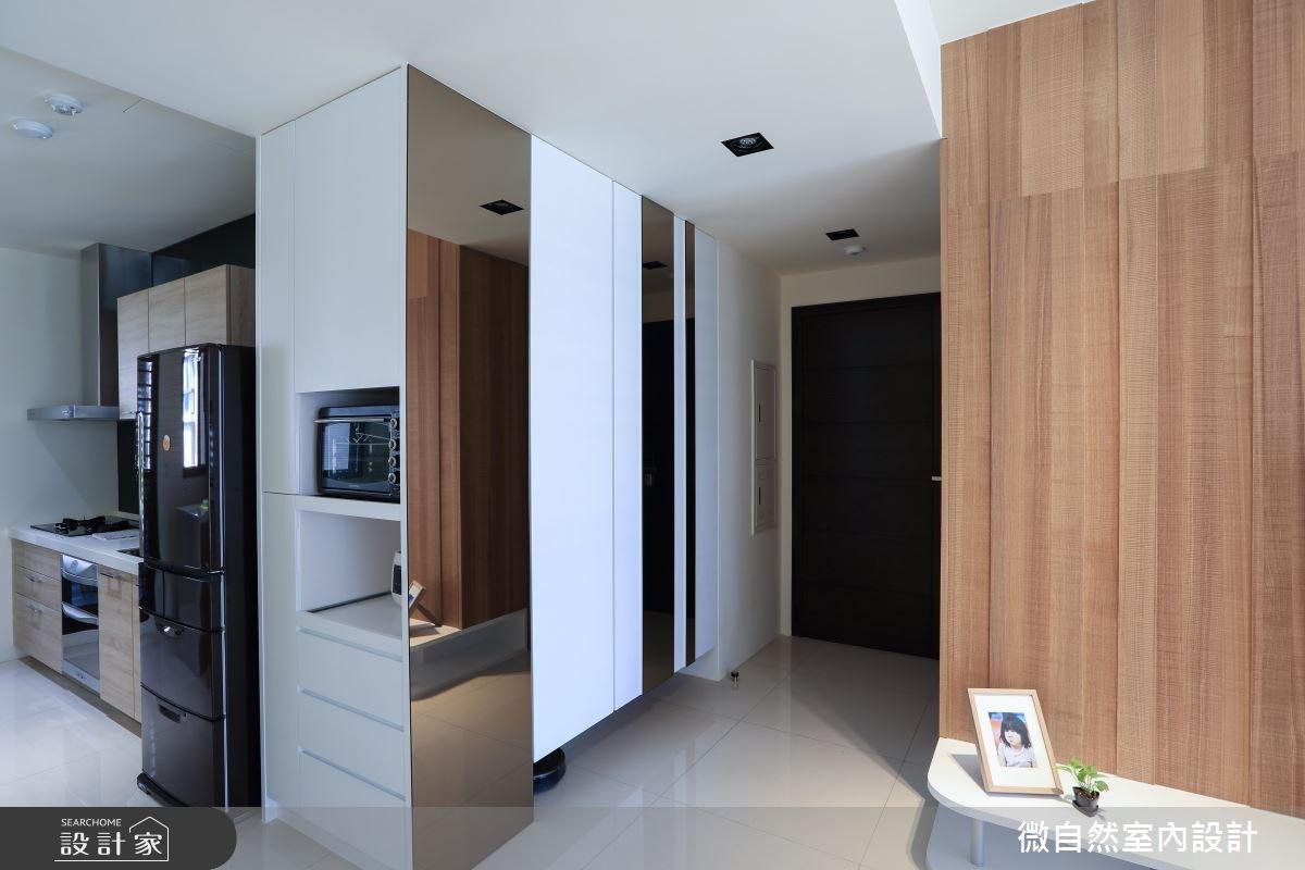 32坪新成屋(5年以下)_北歐風案例圖片_微自然室內裝修設計有限公司_微自然_10之1