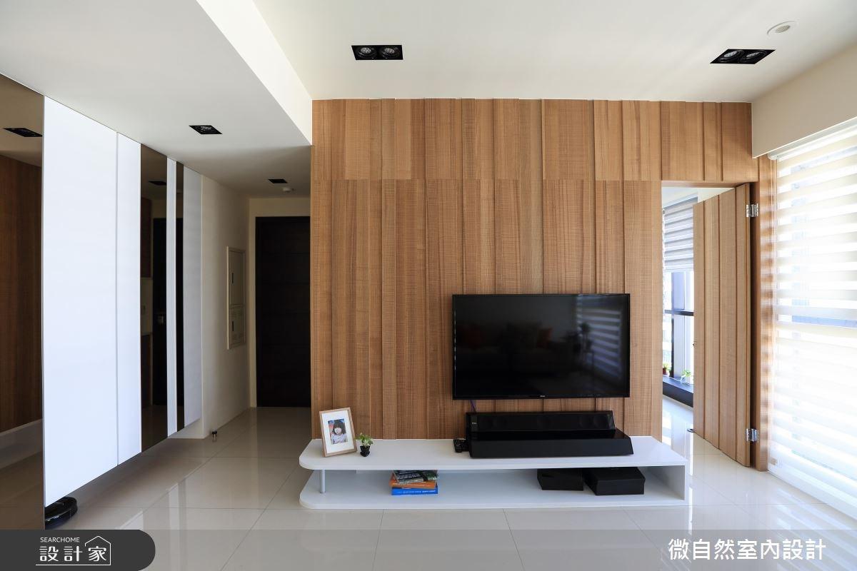 32坪新成屋(5年以下)_北歐風案例圖片_微自然室內裝修設計有限公司_微自然_10之5