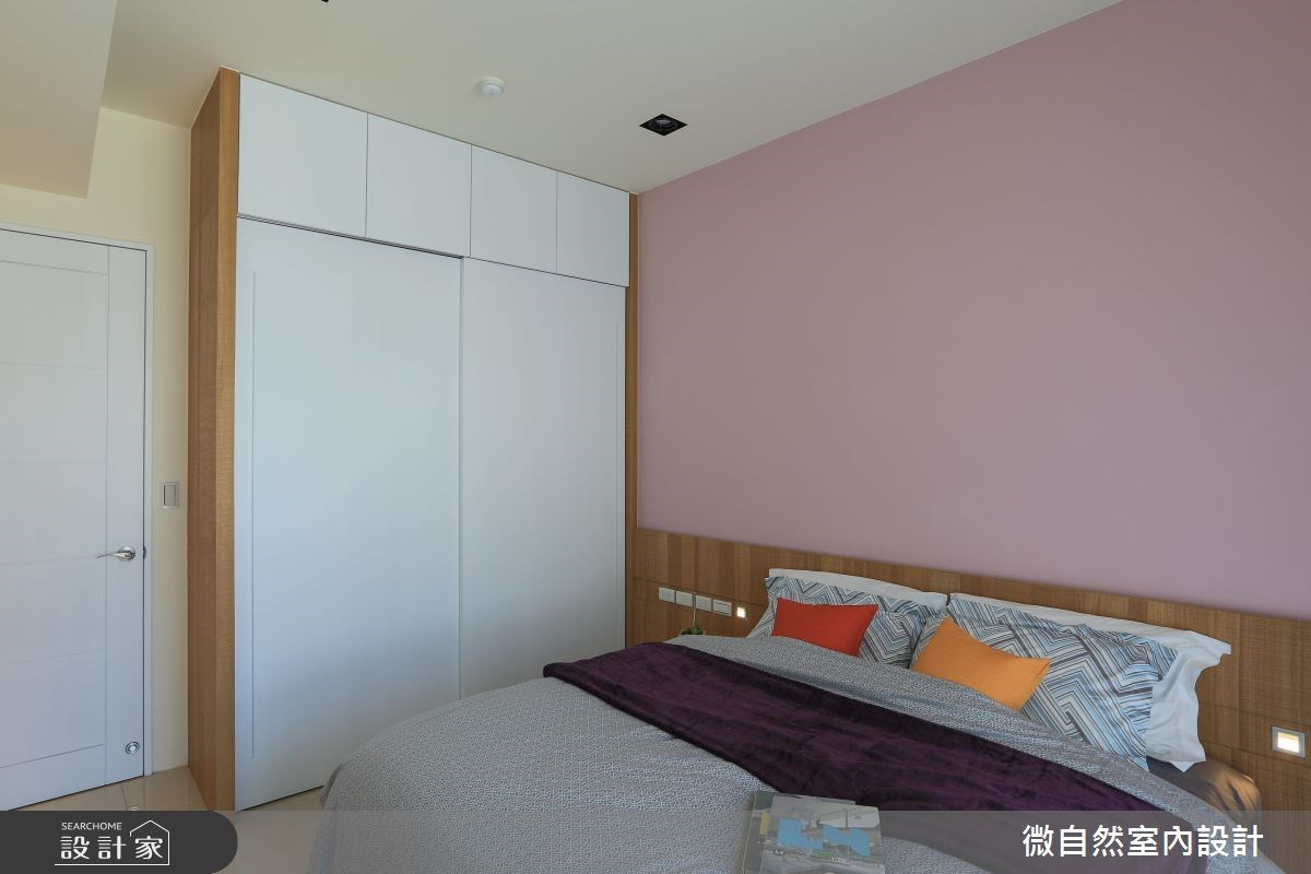 32坪新成屋(5年以下)_北歐風案例圖片_微自然室內裝修設計有限公司_微自然_10之10