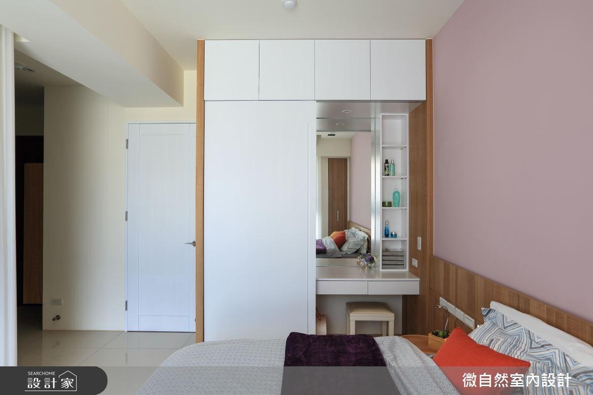 32坪新成屋(5年以下)_北歐風案例圖片_微自然室內裝修設計有限公司_微自然_10之12