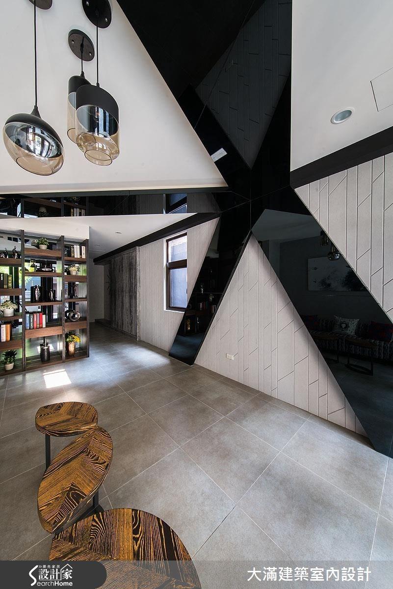20坪_現代風案例圖片_大滿建築室內設計_大滿_03之1
