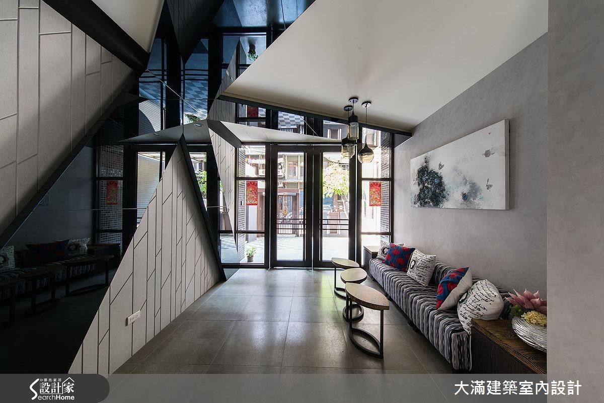 20坪_現代風案例圖片_大滿建築室內設計_大滿_03之3
