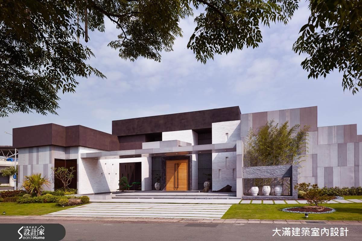 305坪_新中式風案例圖片_大滿建築室內設計_大滿_05之2