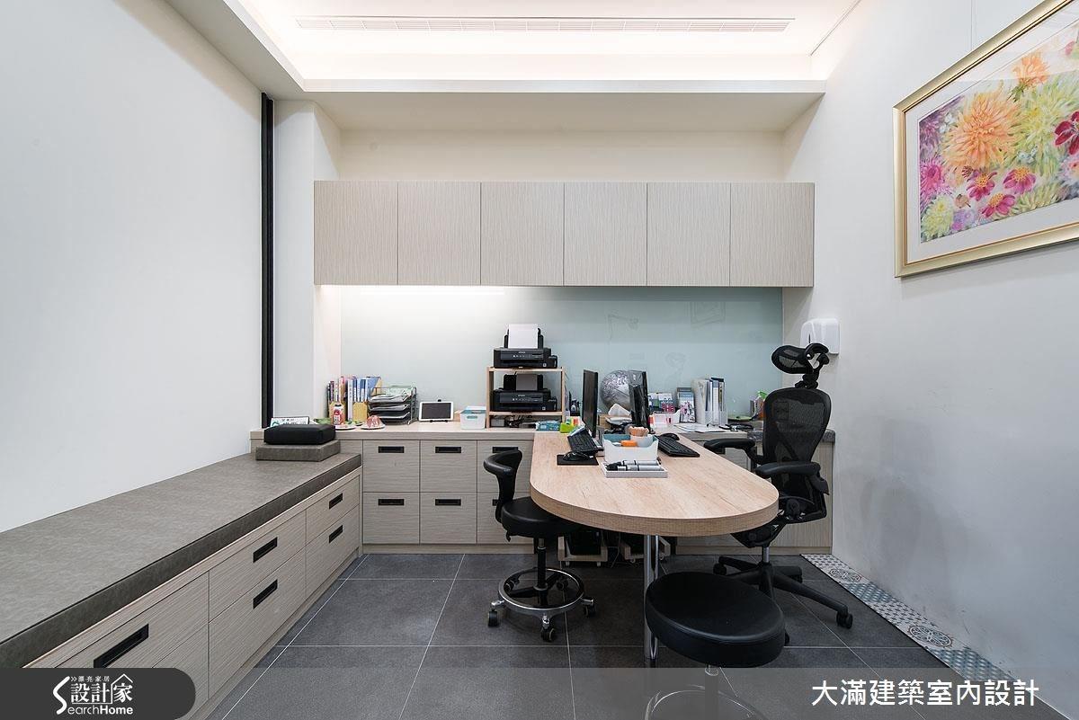 40坪_現代風案例圖片_大滿建築室內設計_大滿_08之9
