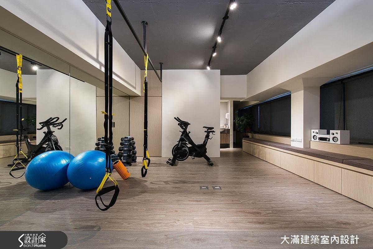 40坪_現代風案例圖片_大滿建築室內設計_大滿_08之10