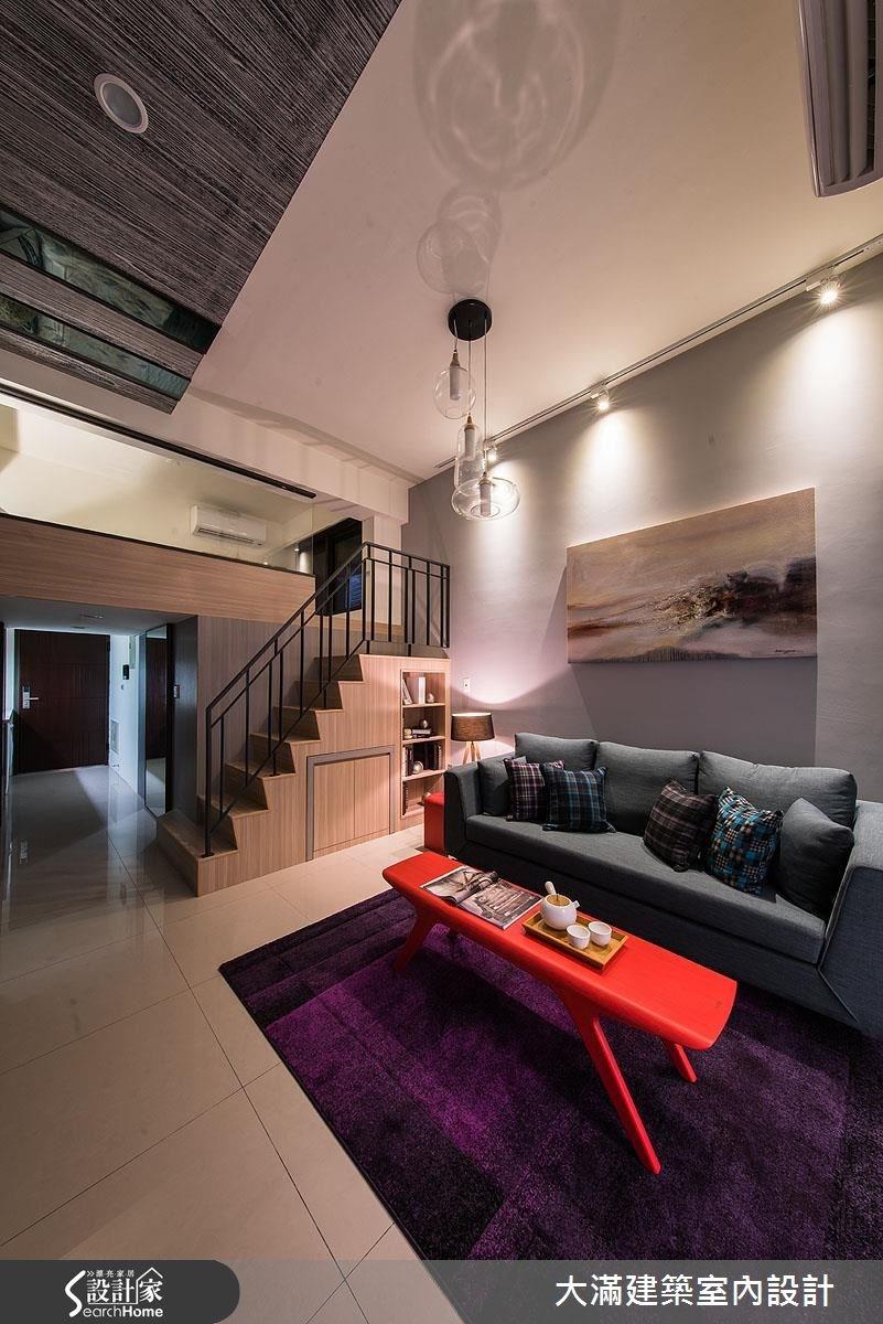 16坪新成屋(5年以下)_現代風案例圖片_大滿建築室內設計_大滿_09之3