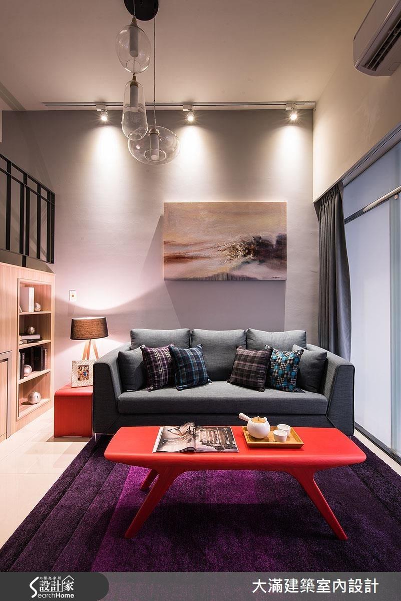 16坪新成屋(5年以下)_現代風案例圖片_大滿建築室內設計_大滿_09之4