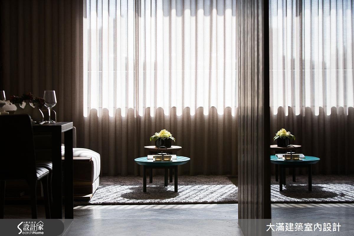 26坪新成屋(5年以下)_現代風案例圖片_大滿建築室內設計_大滿_11之3