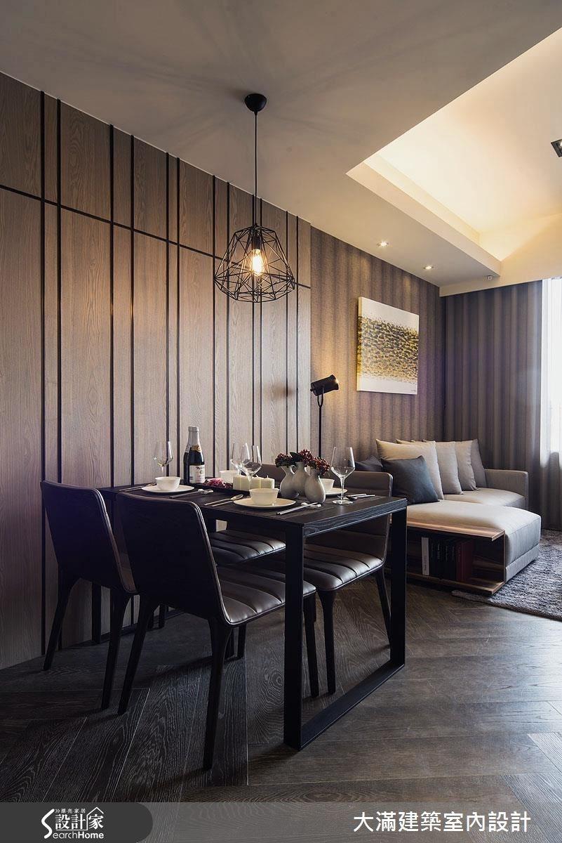 26坪新成屋(5年以下)_現代風案例圖片_大滿建築室內設計_大滿_11之4