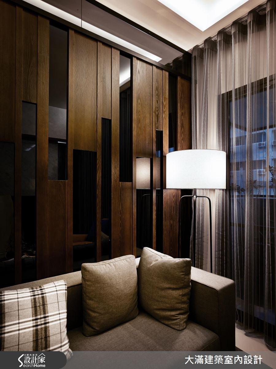 35坪新成屋(5年以下)_現代風案例圖片_大滿建築室內設計_大滿_13之4