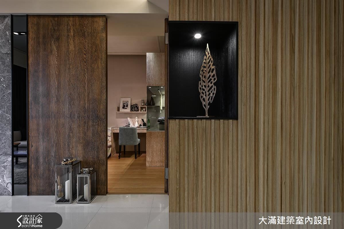 30坪新成屋(5年以下)_現代風案例圖片_大滿建築室內設計_大滿_14之5