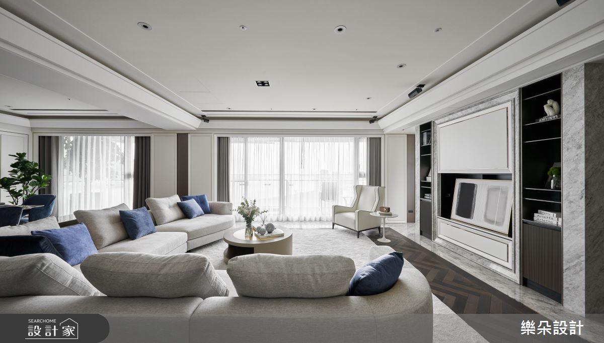 60坪新成屋(5年以下)_現代風案例圖片_樂朵室內設計_樂朵_05之1