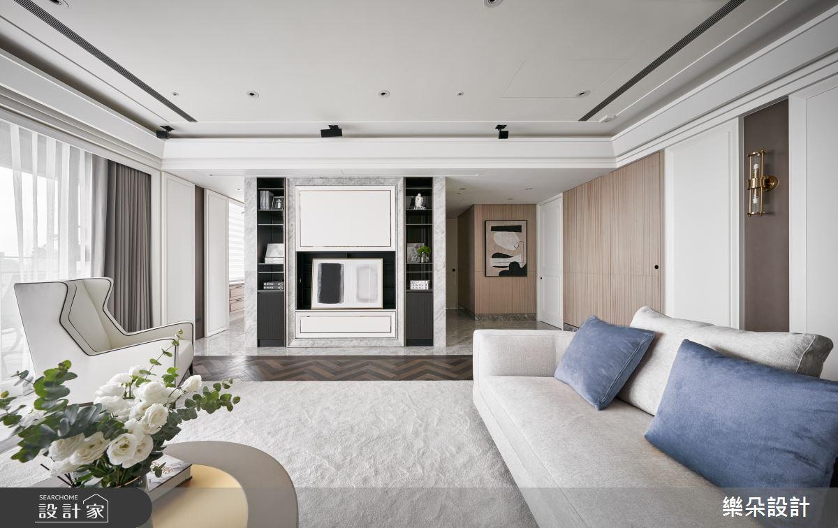 60坪新成屋(5年以下)_現代風案例圖片_樂朵室內設計_樂朵_05之2