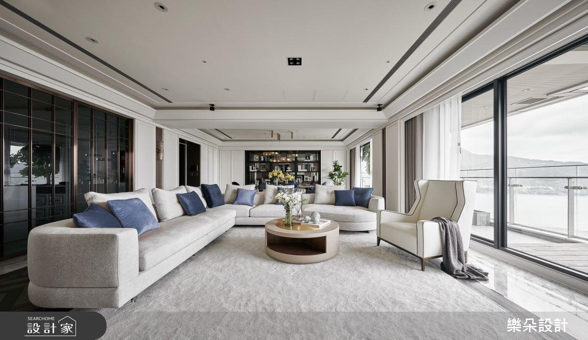 60坪新成屋(5年以下)_現代風案例圖片_樂朵室內設計_樂朵_05之3