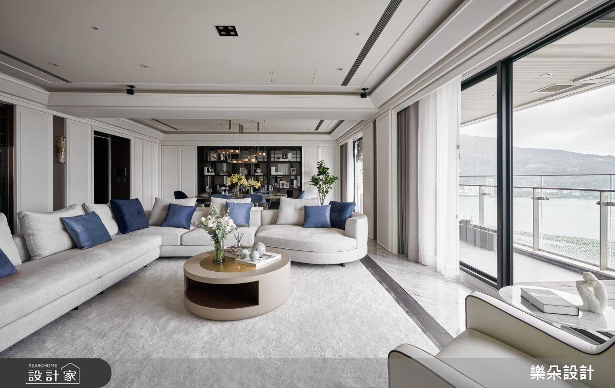 60坪新成屋(5年以下)_現代風案例圖片_樂朵室內設計_樂朵_05之4