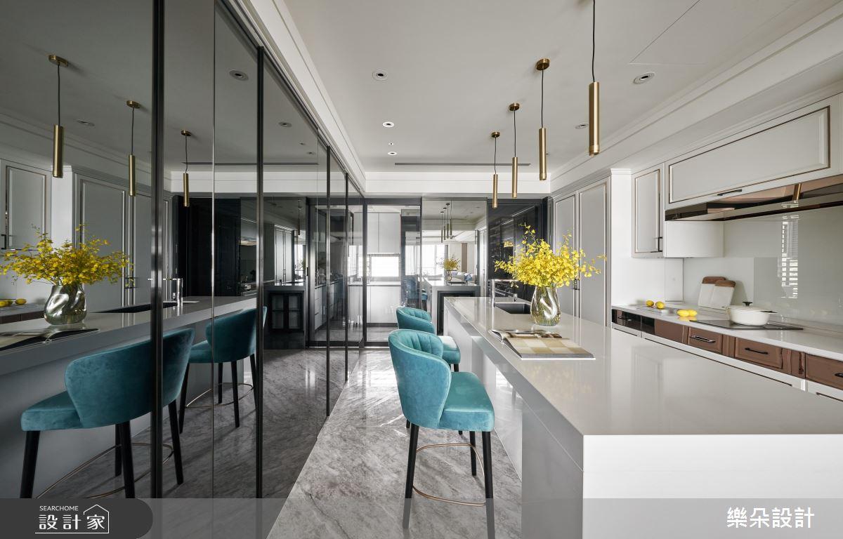60坪新成屋(5年以下)_現代風案例圖片_樂朵室內設計_樂朵_05之5