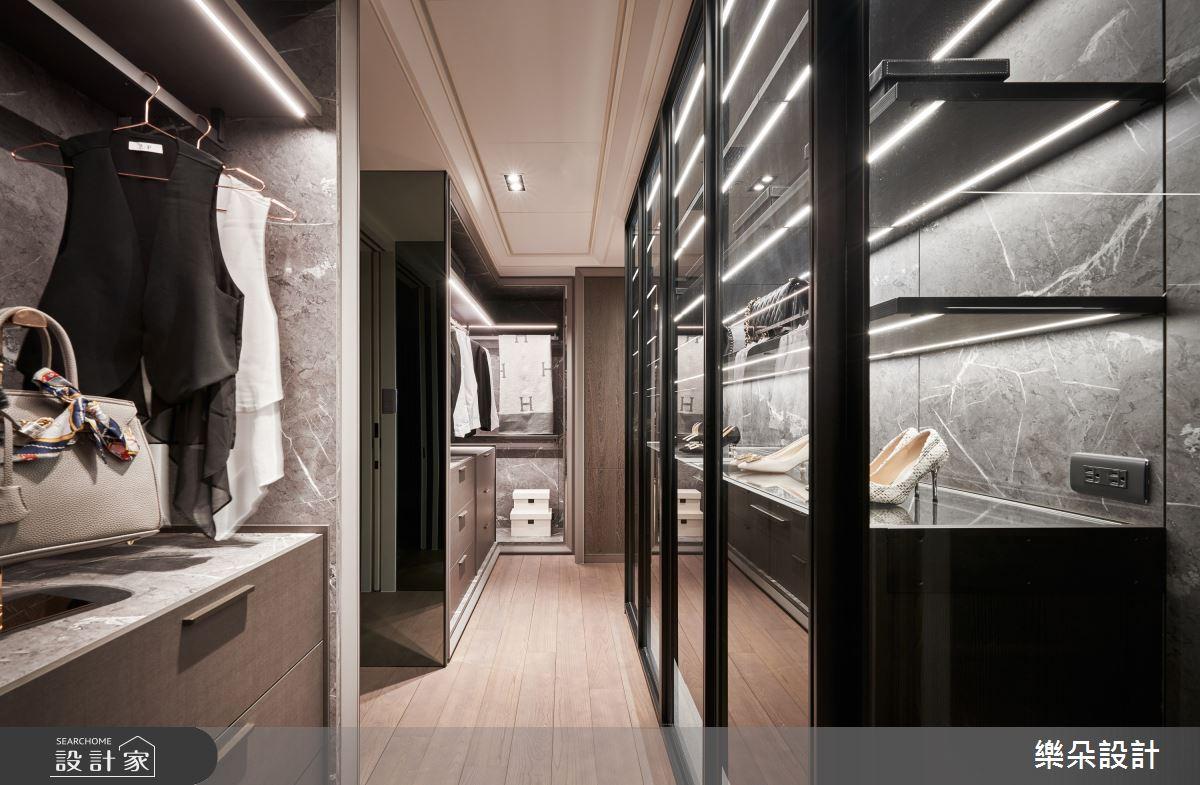 60坪新成屋(5年以下)_現代風案例圖片_樂朵室內設計_樂朵_05之12