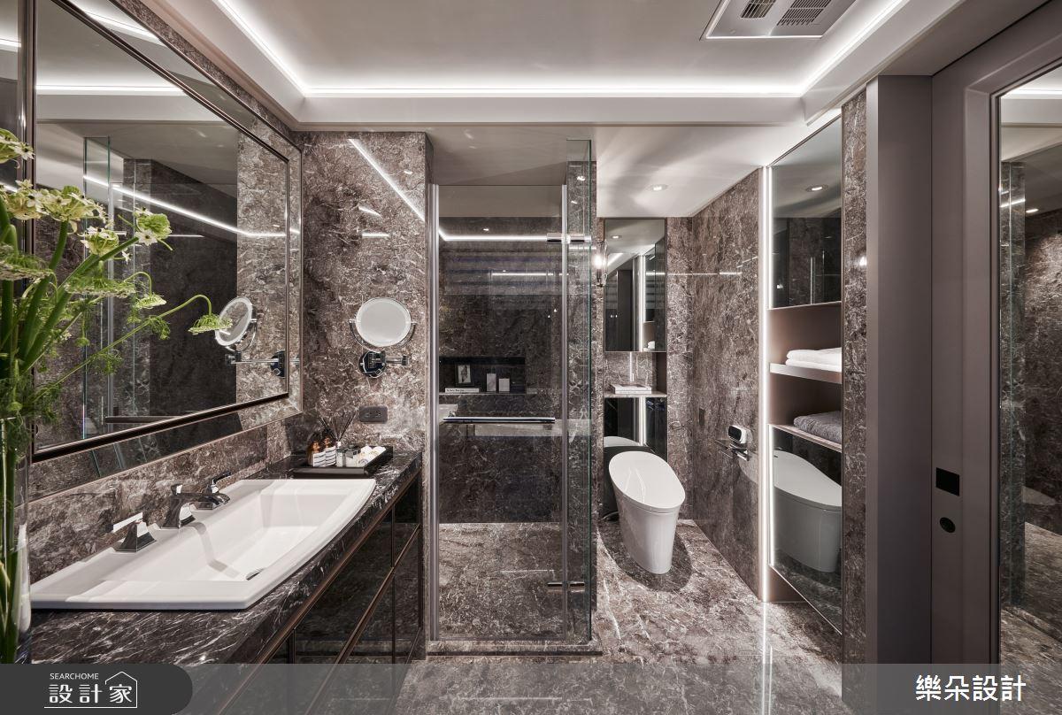 60坪新成屋(5年以下)_現代風案例圖片_樂朵室內設計_樂朵_05之16