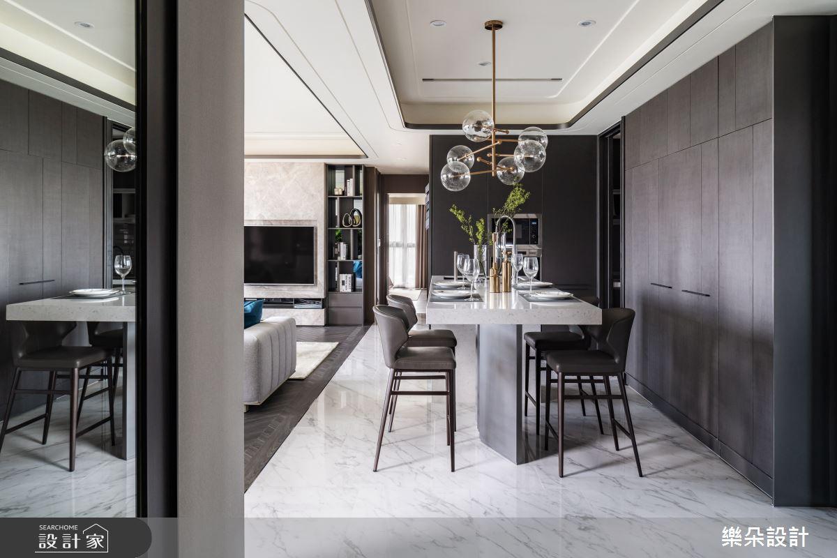 27坪新成屋(5年以下)_現代風案例圖片_樂朵室內設計_樂朵_06之3