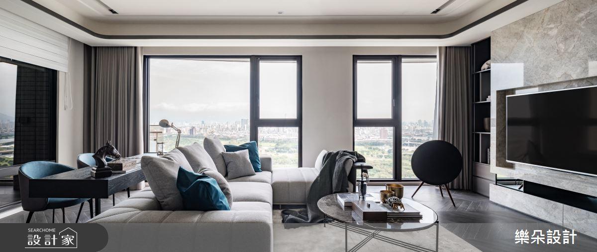 27坪新成屋(5年以下)_現代風案例圖片_樂朵室內設計_樂朵_06之1