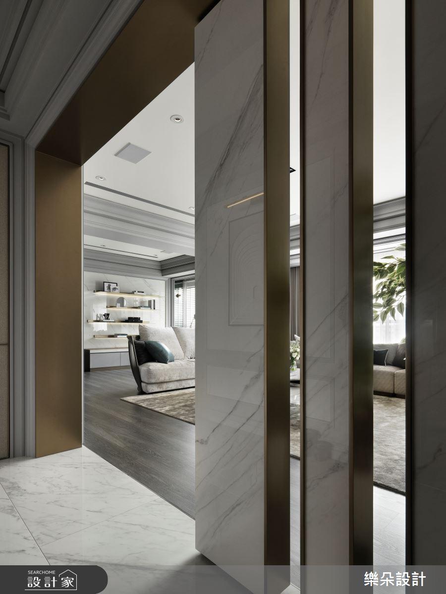 51坪新成屋(5年以下)_新古典案例圖片_樂朵室內設計_樂朵_07之1