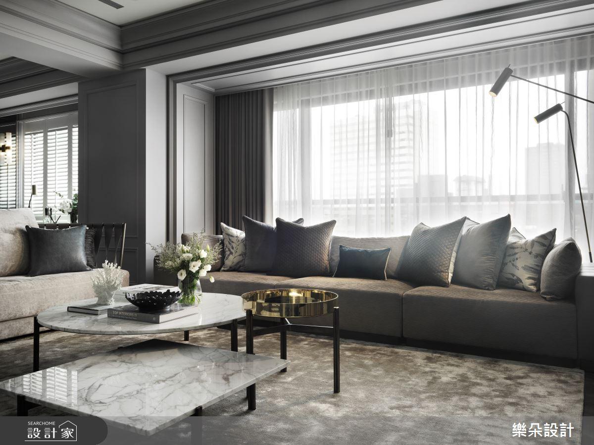 51坪新成屋(5年以下)_新古典案例圖片_樂朵室內設計_樂朵_07之3