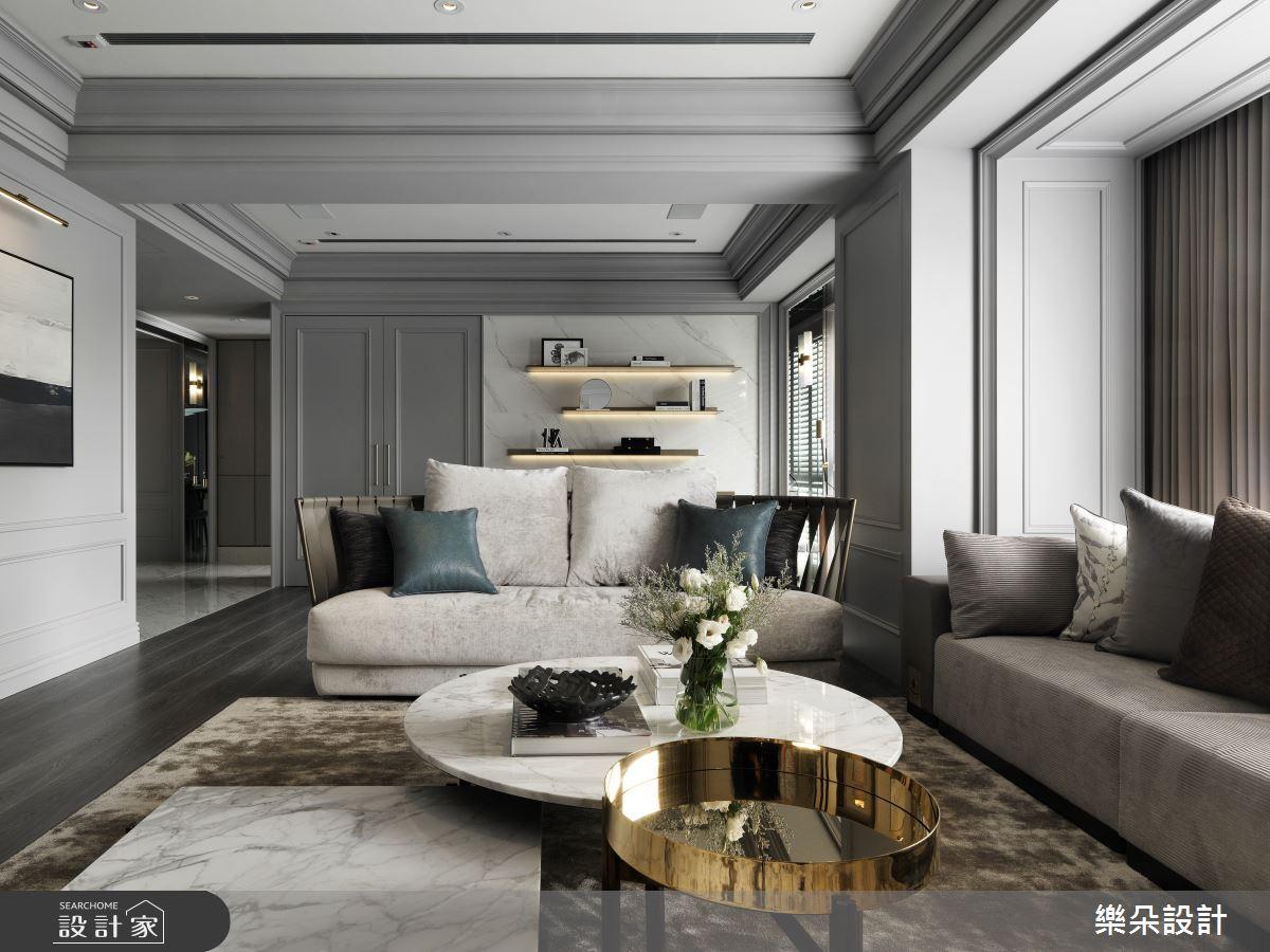 51坪新成屋(5年以下)_新古典案例圖片_樂朵室內設計_樂朵_07之4