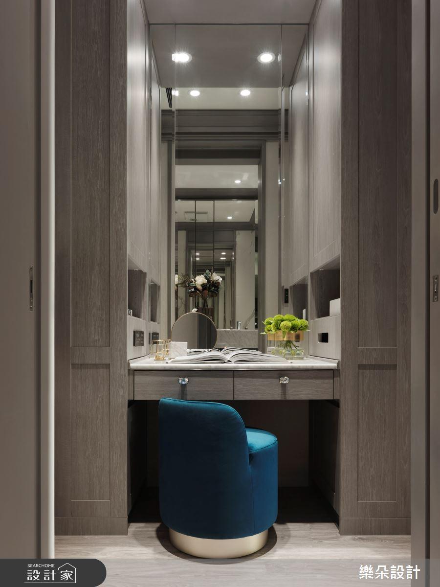 36坪新成屋(5年以下)_新古典案例圖片_樂朵室內設計_樂朵_08之13