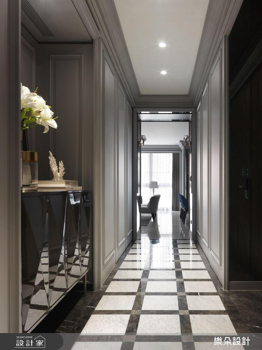 36坪新成屋(5年以下)_新古典案例圖片_樂朵室內設計_樂朵_08之2