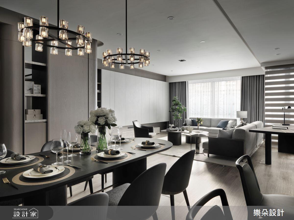 41坪新成屋(5年以下)_現代風案例圖片_樂朵室內設計_樂朵_09之5