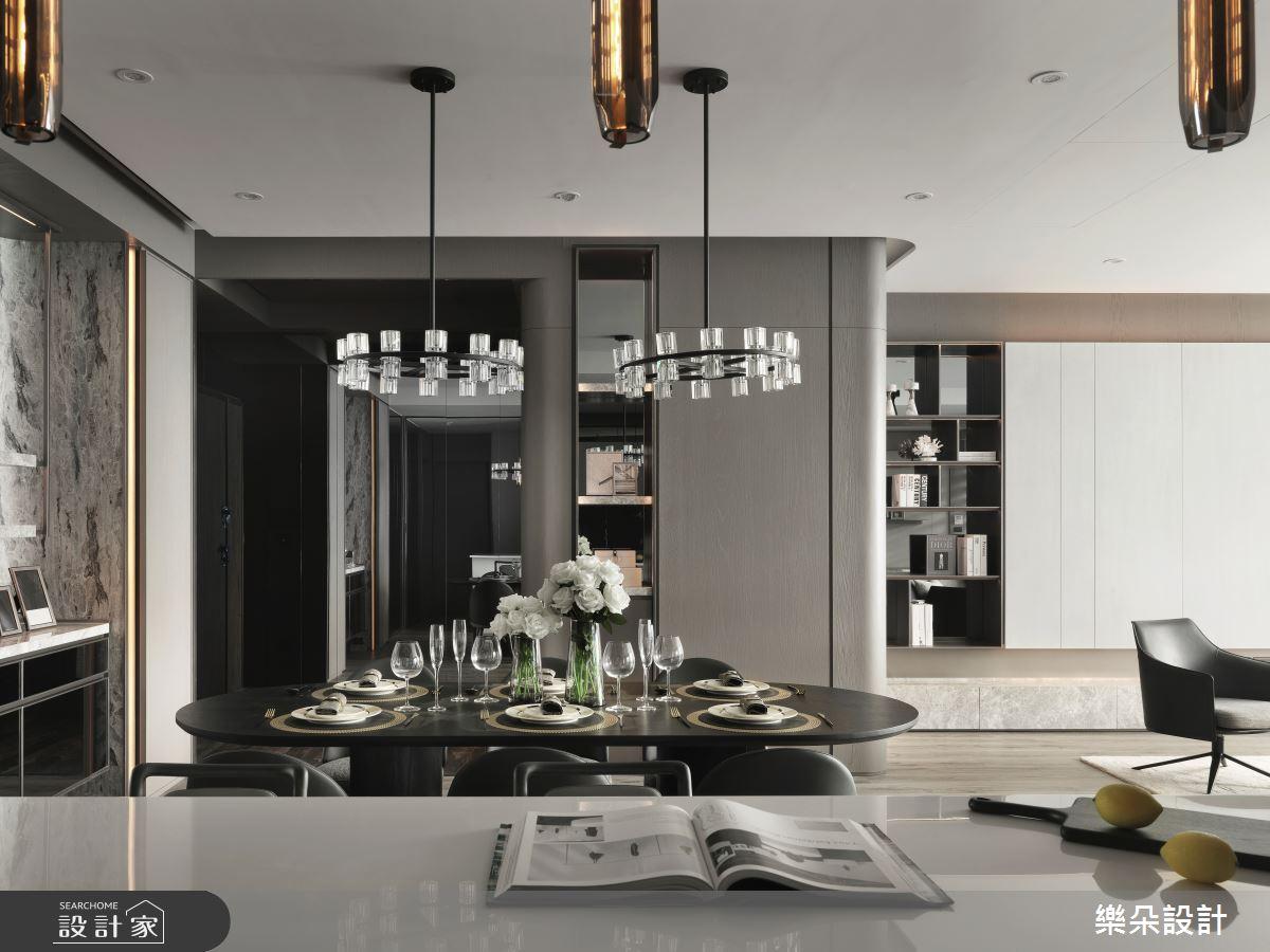 41坪新成屋(5年以下)_現代風案例圖片_樂朵室內設計_樂朵_09之3