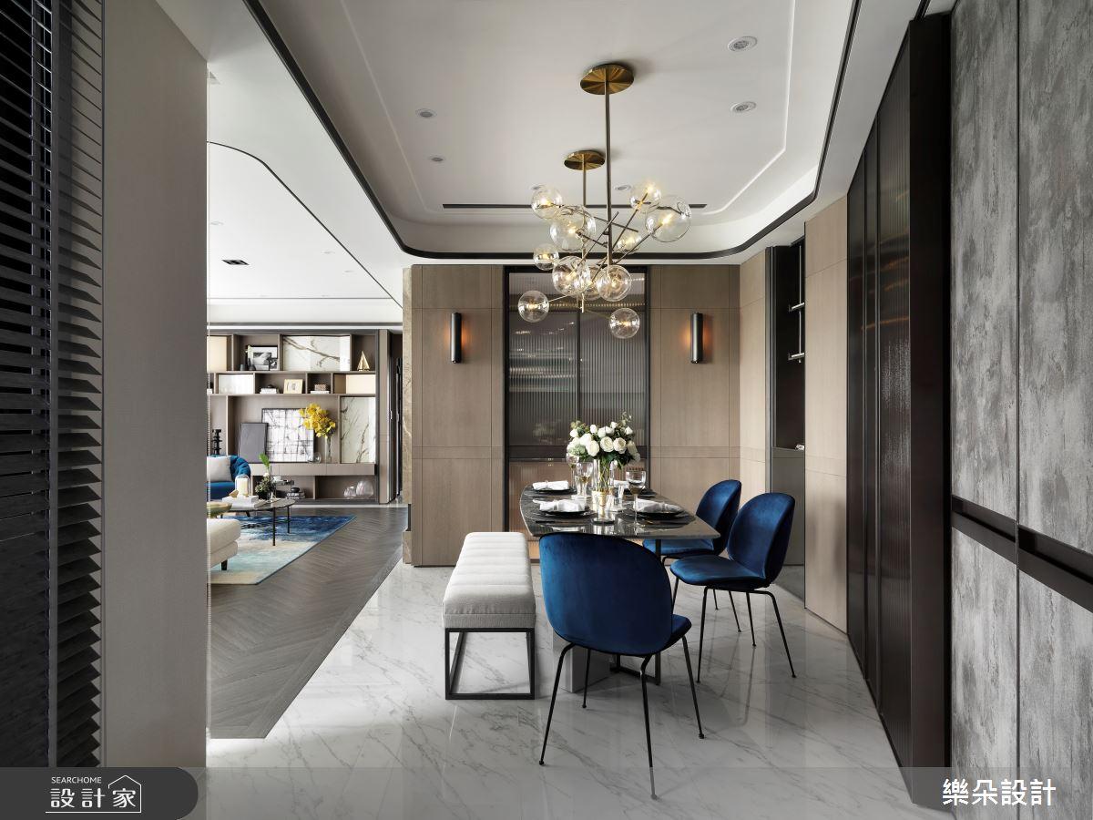 35坪新成屋(5年以下)_現代風案例圖片_樂朵室內設計_樂朵_10之4
