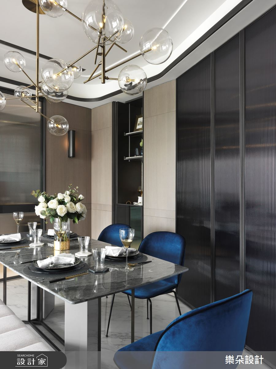 35坪新成屋(5年以下)_現代風案例圖片_樂朵室內設計_樂朵_10之5
