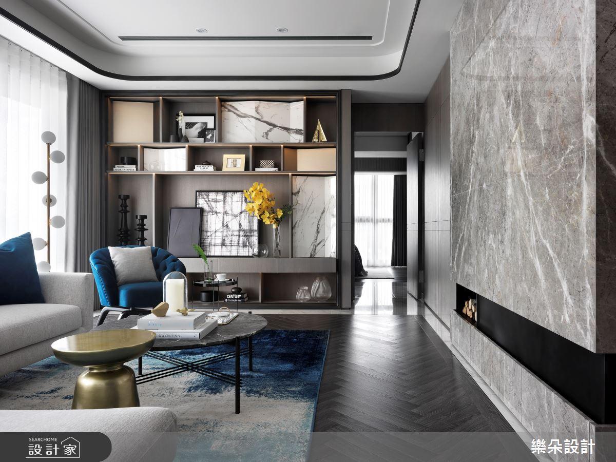 35坪新成屋(5年以下)_現代風案例圖片_樂朵室內設計_樂朵_10之2