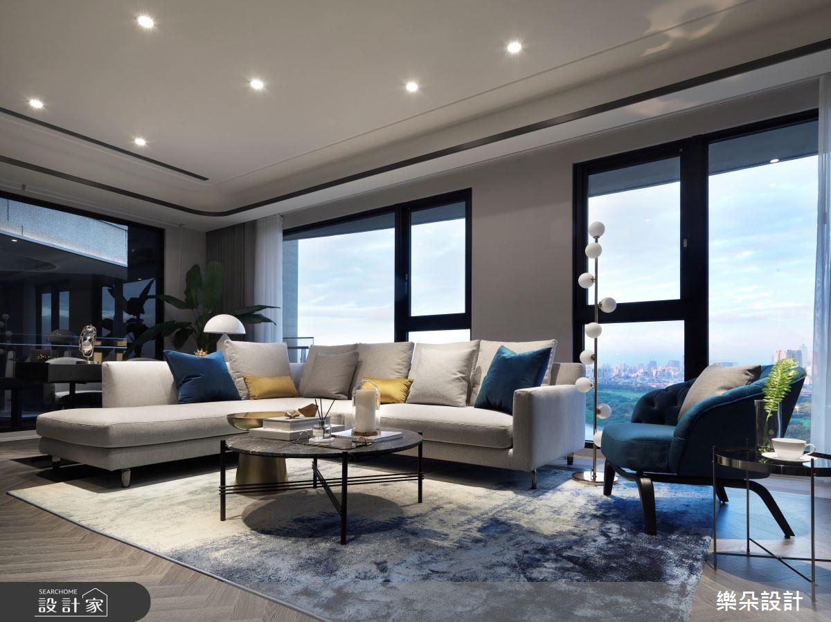 35坪新成屋(5年以下)_現代風案例圖片_樂朵室內設計_樂朵_10之3