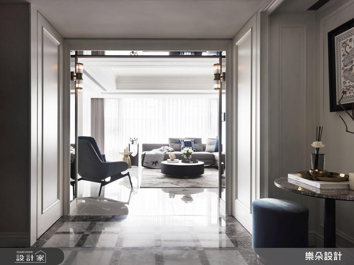 45坪老屋(16~30年)_新古典案例圖片_樂朵室內設計_樂朵_11之2