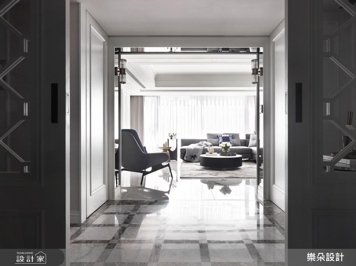 45坪老屋(16~30年)_新古典案例圖片_樂朵室內設計_樂朵_11之1