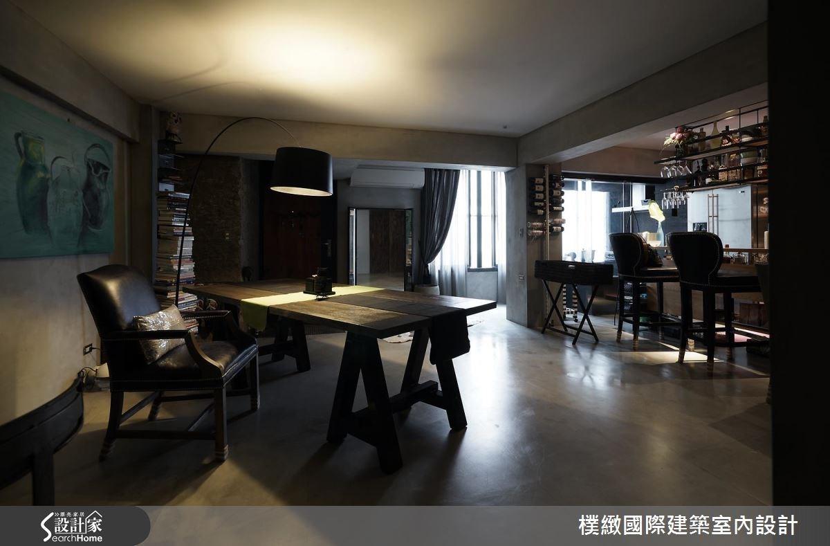 35坪老屋(16~30年)_混搭風案例圖片_抱璞室內設計(原樸緻)_樸緻_02之6