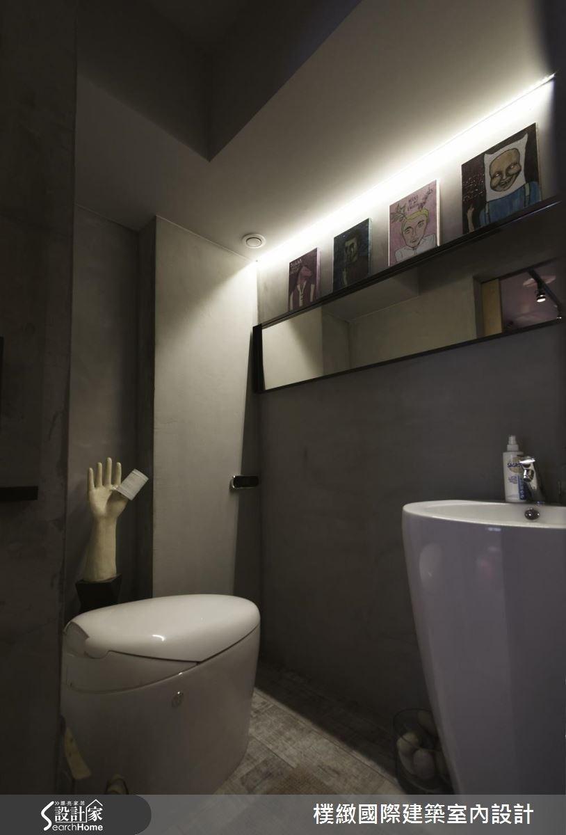 35坪老屋(16~30年)_混搭風案例圖片_抱璞室內設計(原樸緻)_樸緻_02之14