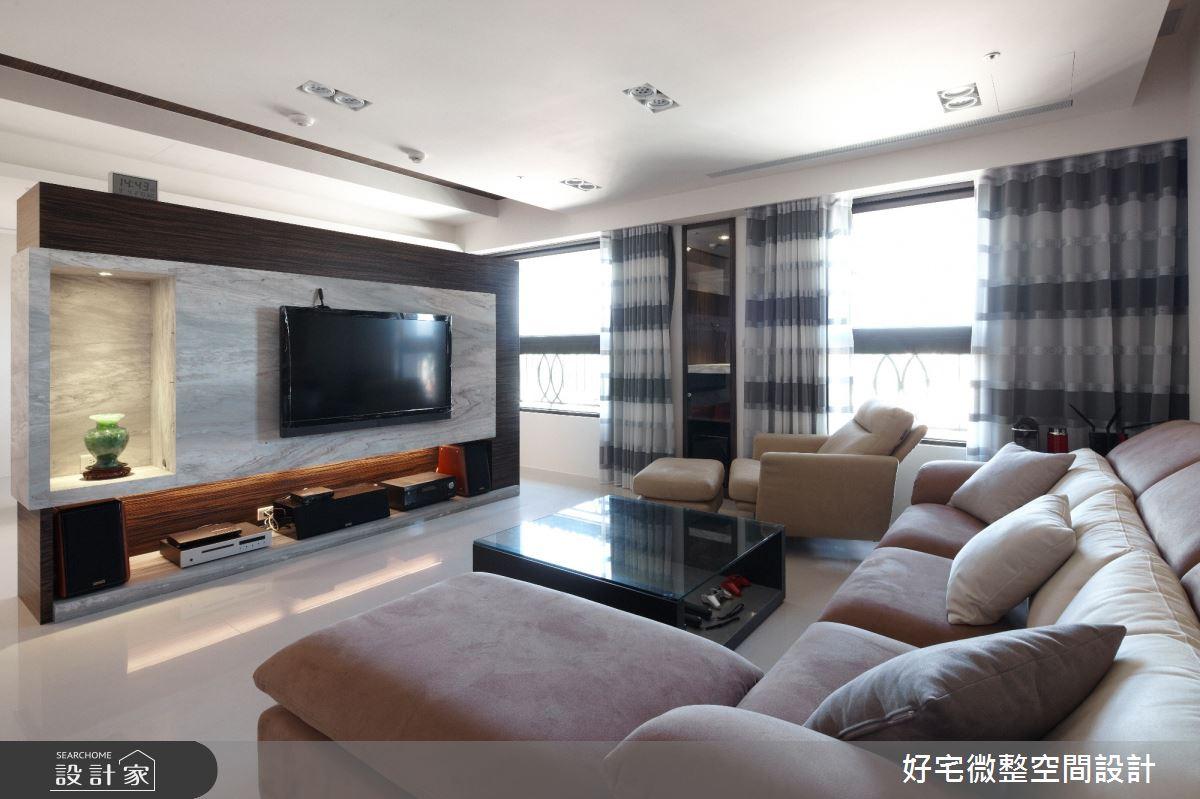 55坪新成屋(5年以下)_現代風案例圖片_好宅微整空間設計_好宅_11之3