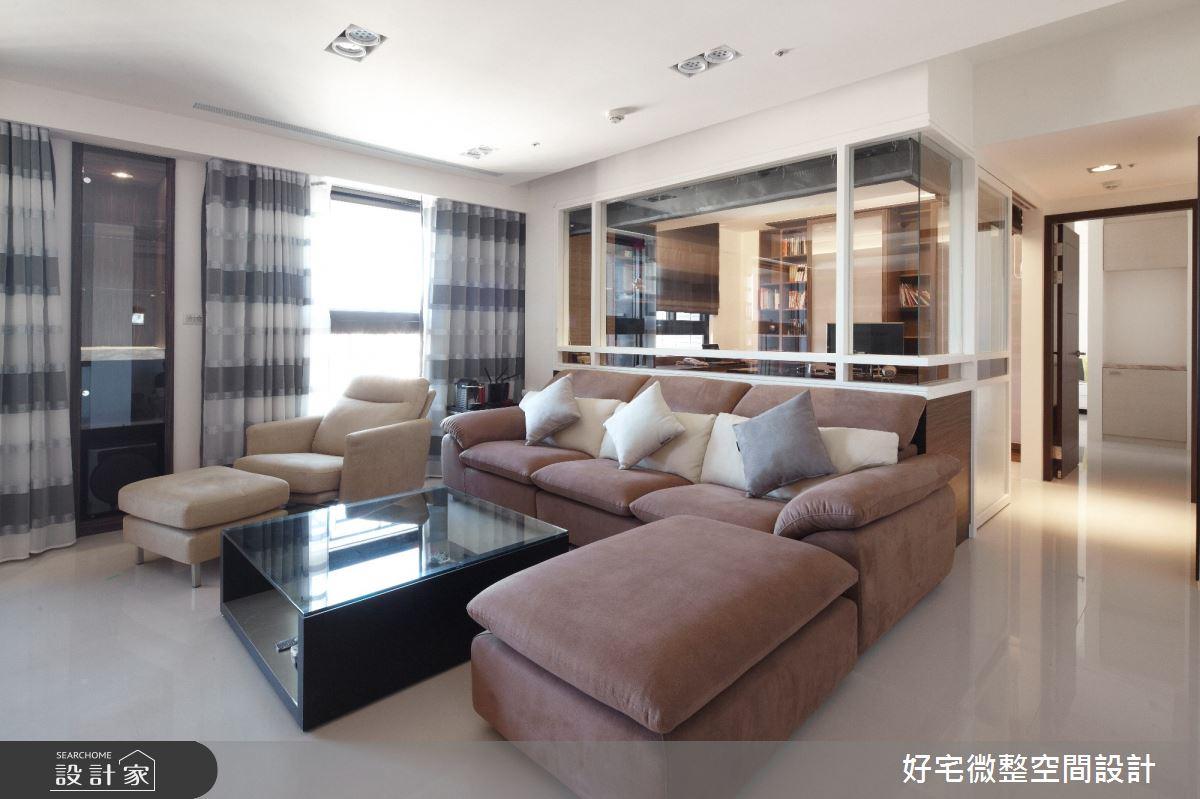 55坪新成屋(5年以下)_現代風案例圖片_好宅微整空間設計_好宅_11之4