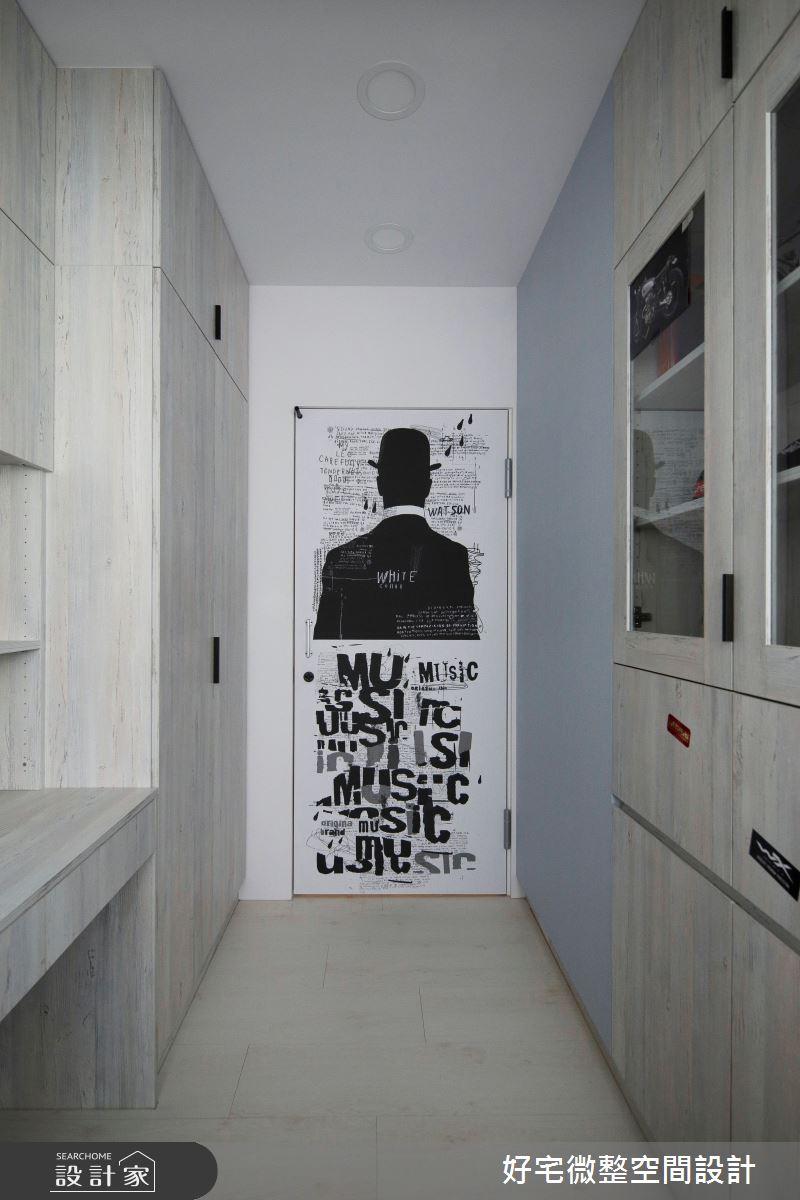22坪老屋(16~30年)_北歐風案例圖片_好宅微整空間設計_好宅_23之6