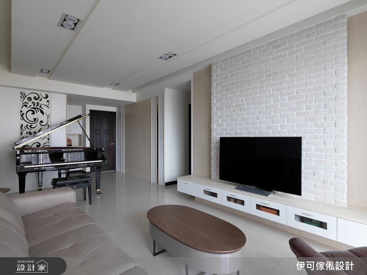 在好採光、高機能的24 坪北歐宅,舉辦私人鋼琴演奏會!
