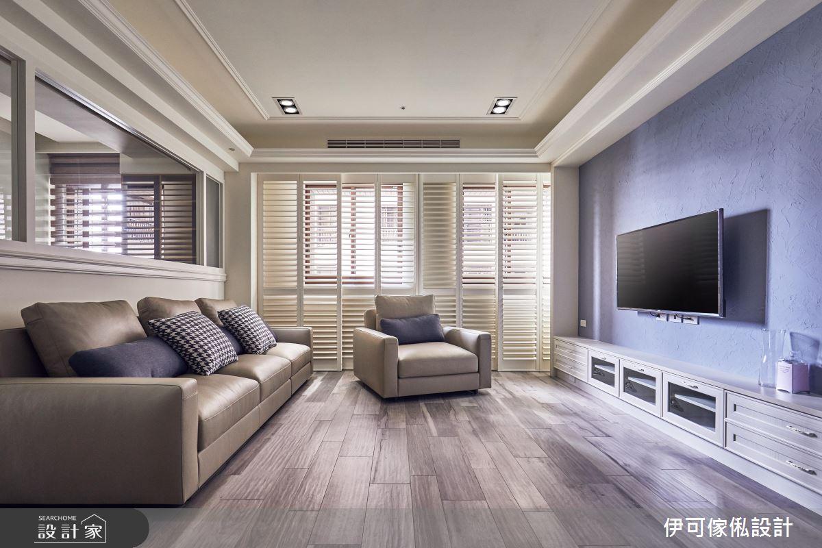 量身打造採光、收納、風格!50坪北歐風實用好宅
