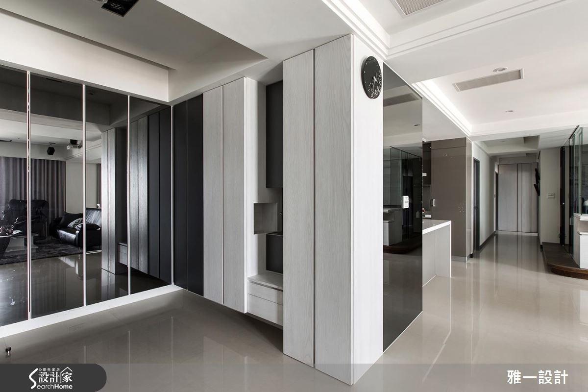 65坪新成屋(5年以下)_現代風案例圖片_雅一設計_雅一_01之2