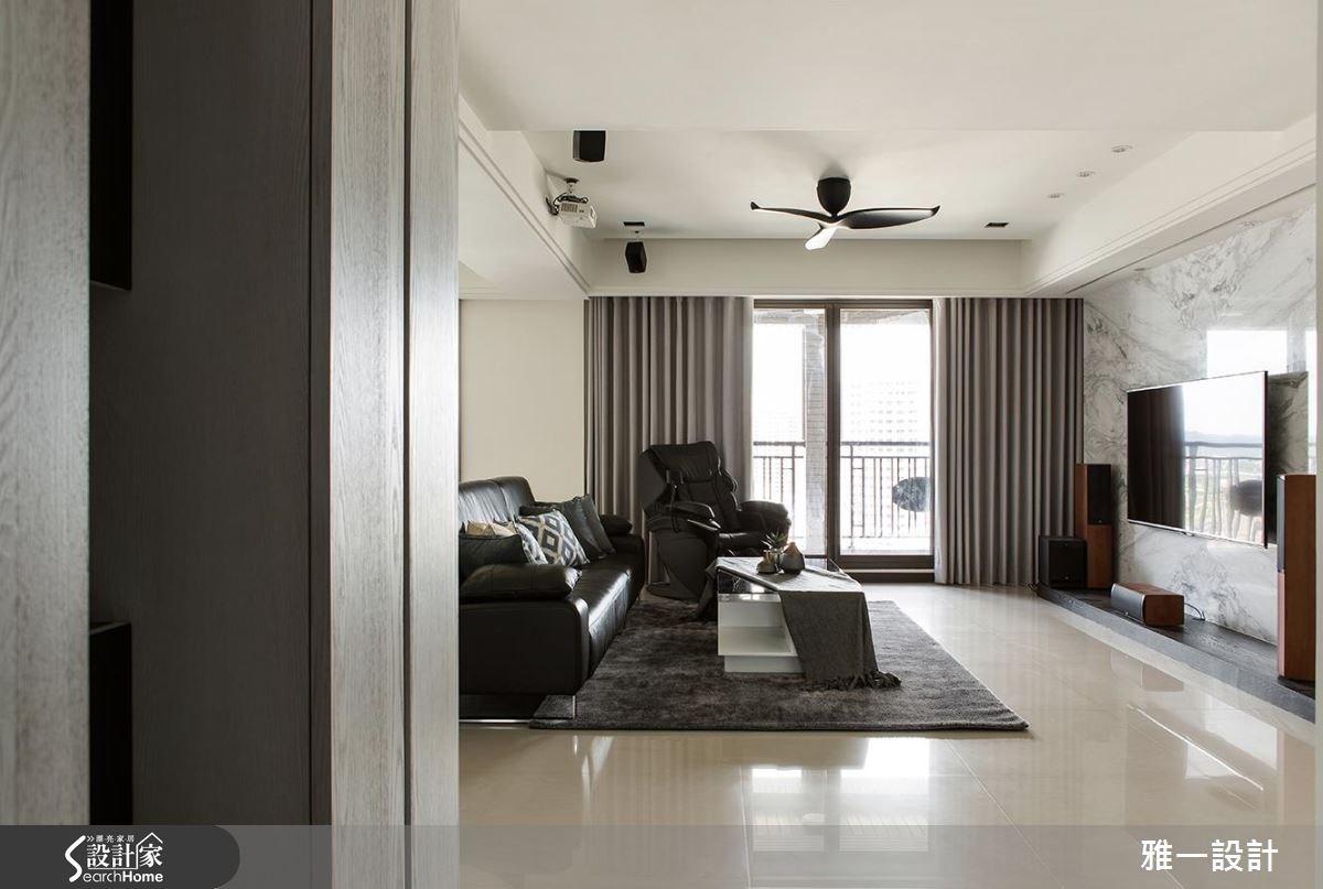 65坪新成屋(5年以下)_現代風案例圖片_雅一設計_雅一_01之3