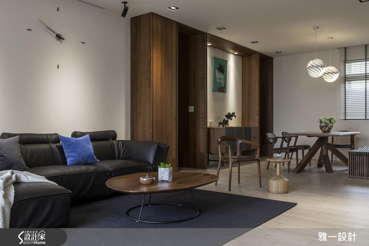 60坪新成屋(5年以下)_混搭風案例圖片_雅一設計_雅一_06之2