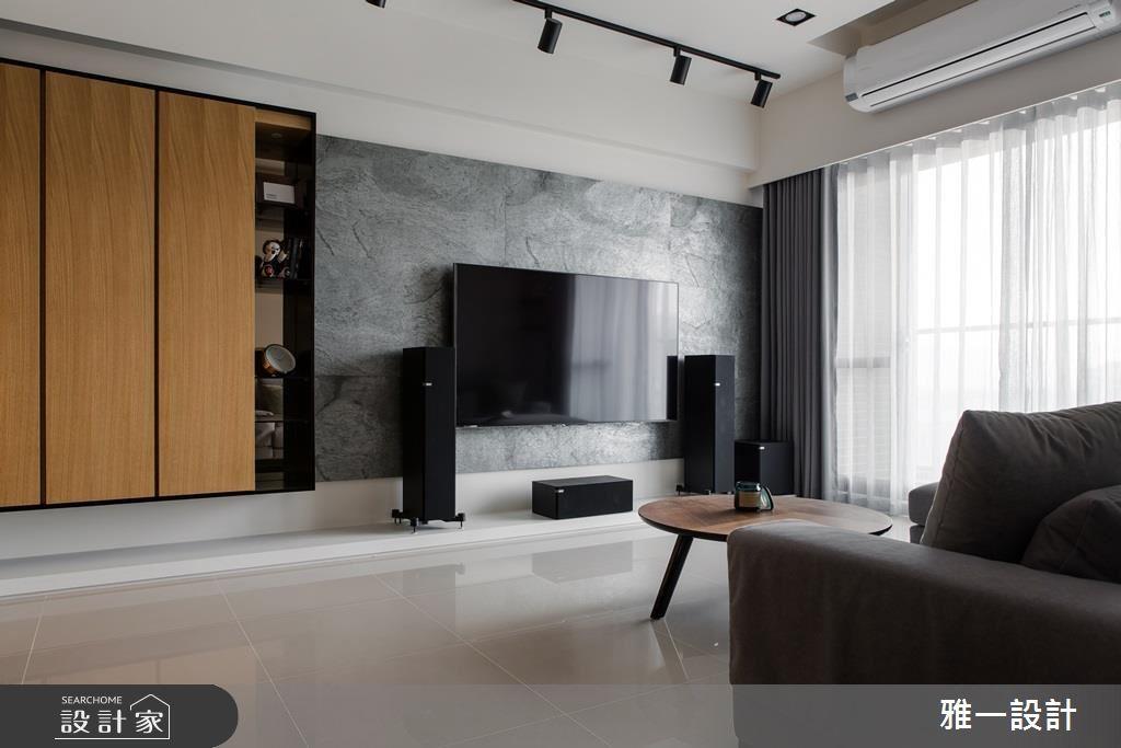 暖暖木頭質感 打造三代同堂的暖心大宅